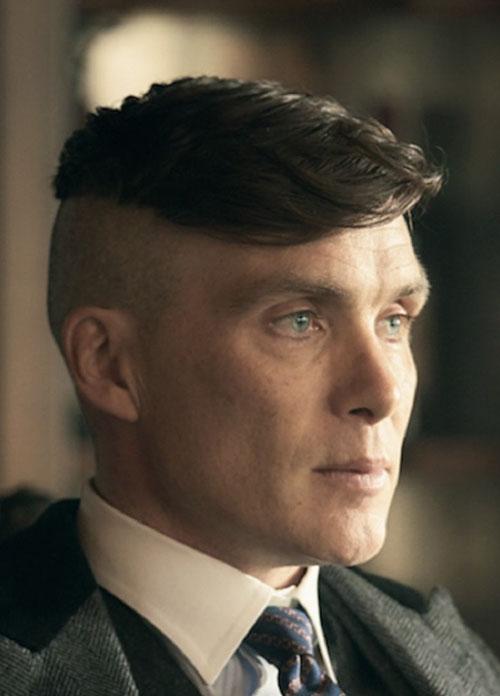 Thomas Shelby Haarschnitt-Stil
