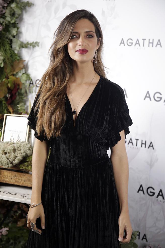 Sara Carbonero Modell lange Frisuren 2018