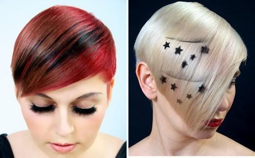 Neueste Kurzhaarschnitte Friseur Haar Ideen