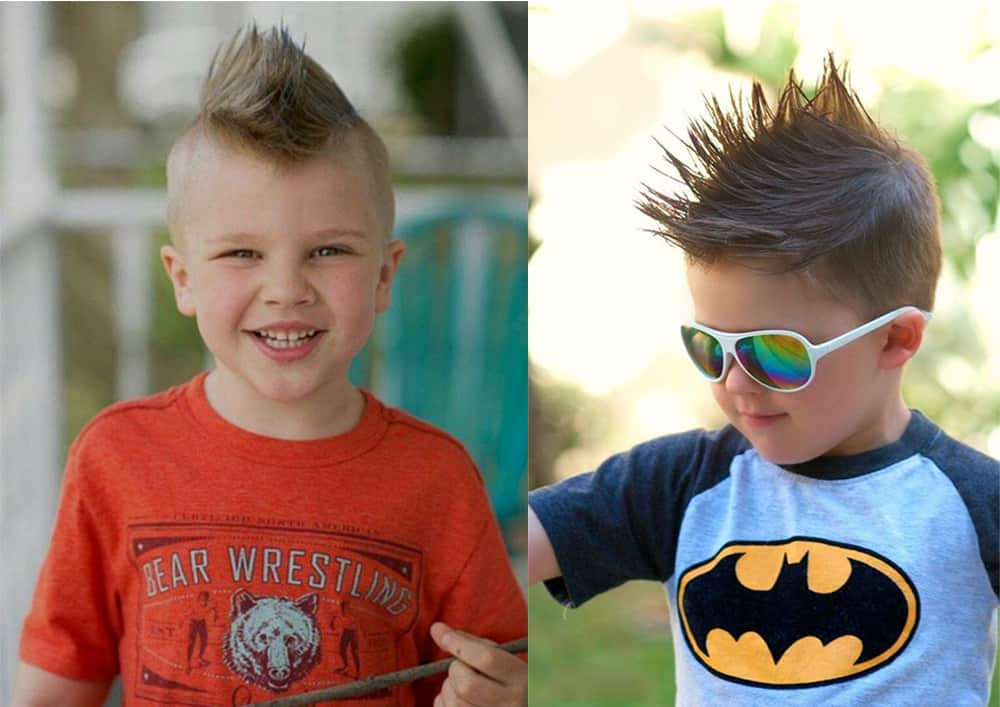 Jungen-Haarschnitte 2020: Treffen Sie die beste Wahl aus Jungen-Frisur-Ideen!