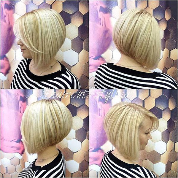 Blonde Bob Frisuren