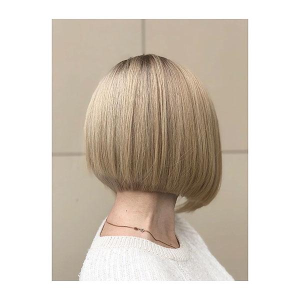 Blonde Bob Haarschnitt Bilder