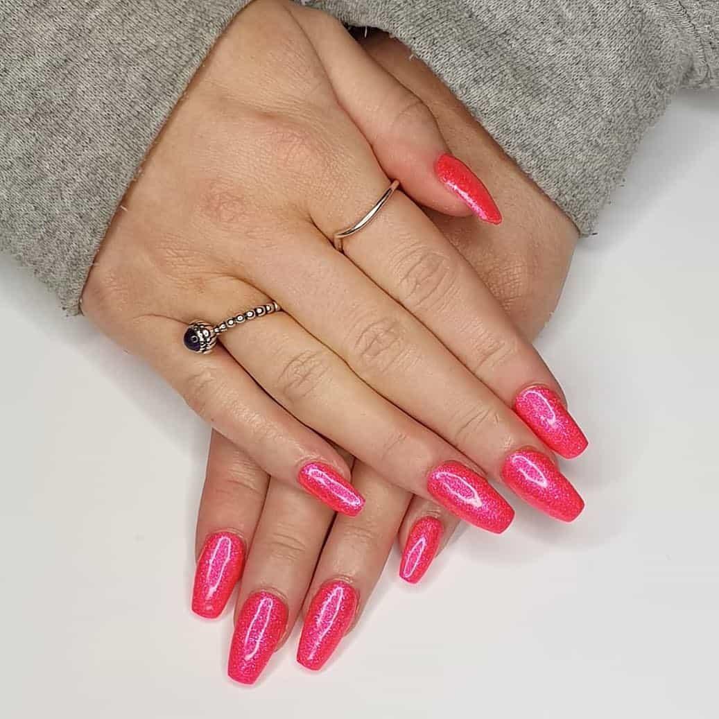 Pink Nails 2021: Modisches Pink Nails Design im Jahr 2021 (47 Fotos + Videos)