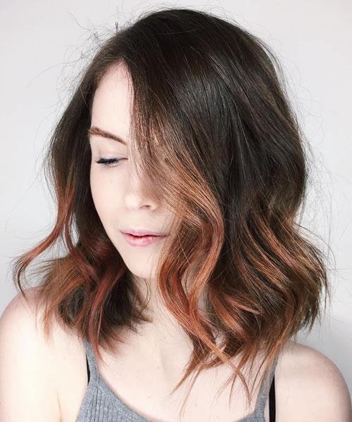 2020 Frisuren für dünnes Haar