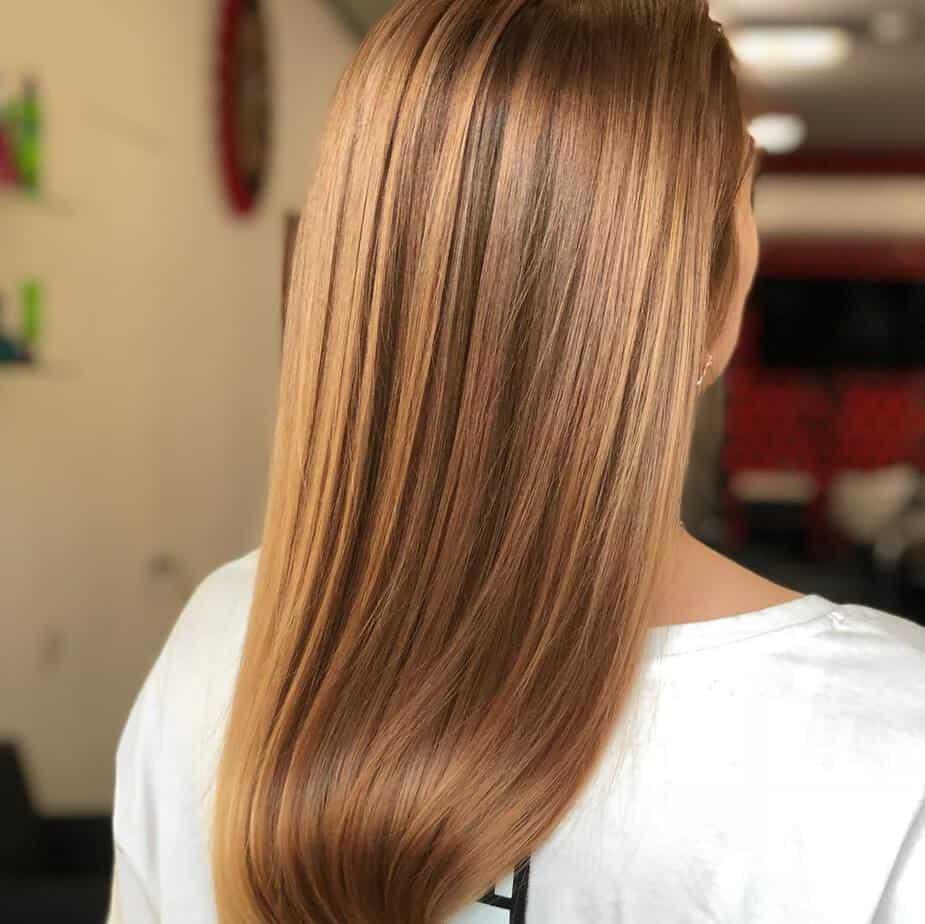 Übersicht über die Haarfarbe 2020