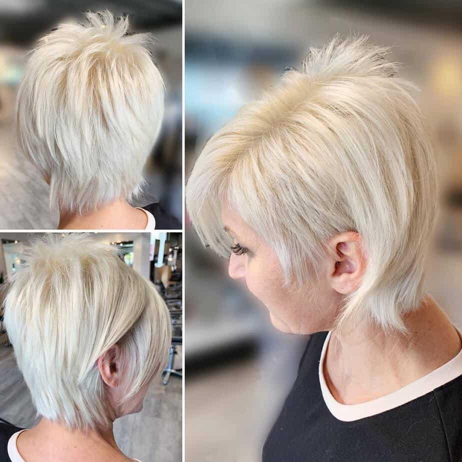 Asymmetrische Frisuren 2020