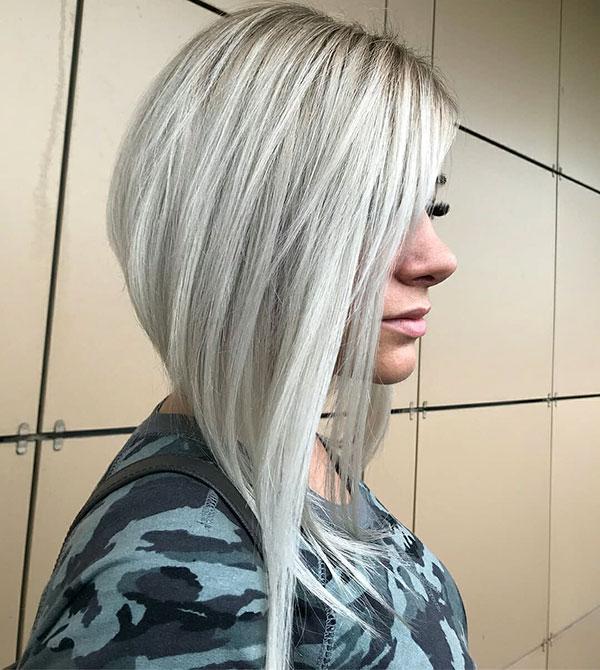 25 blonde Bob-Frisuren, die Sie nicht missen möchten