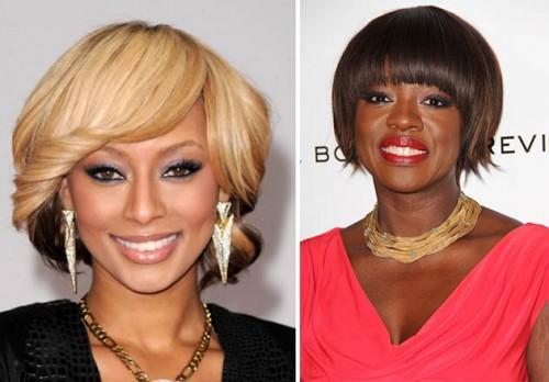 Beste kurze Bob-Frisuren für schwarze Frauen