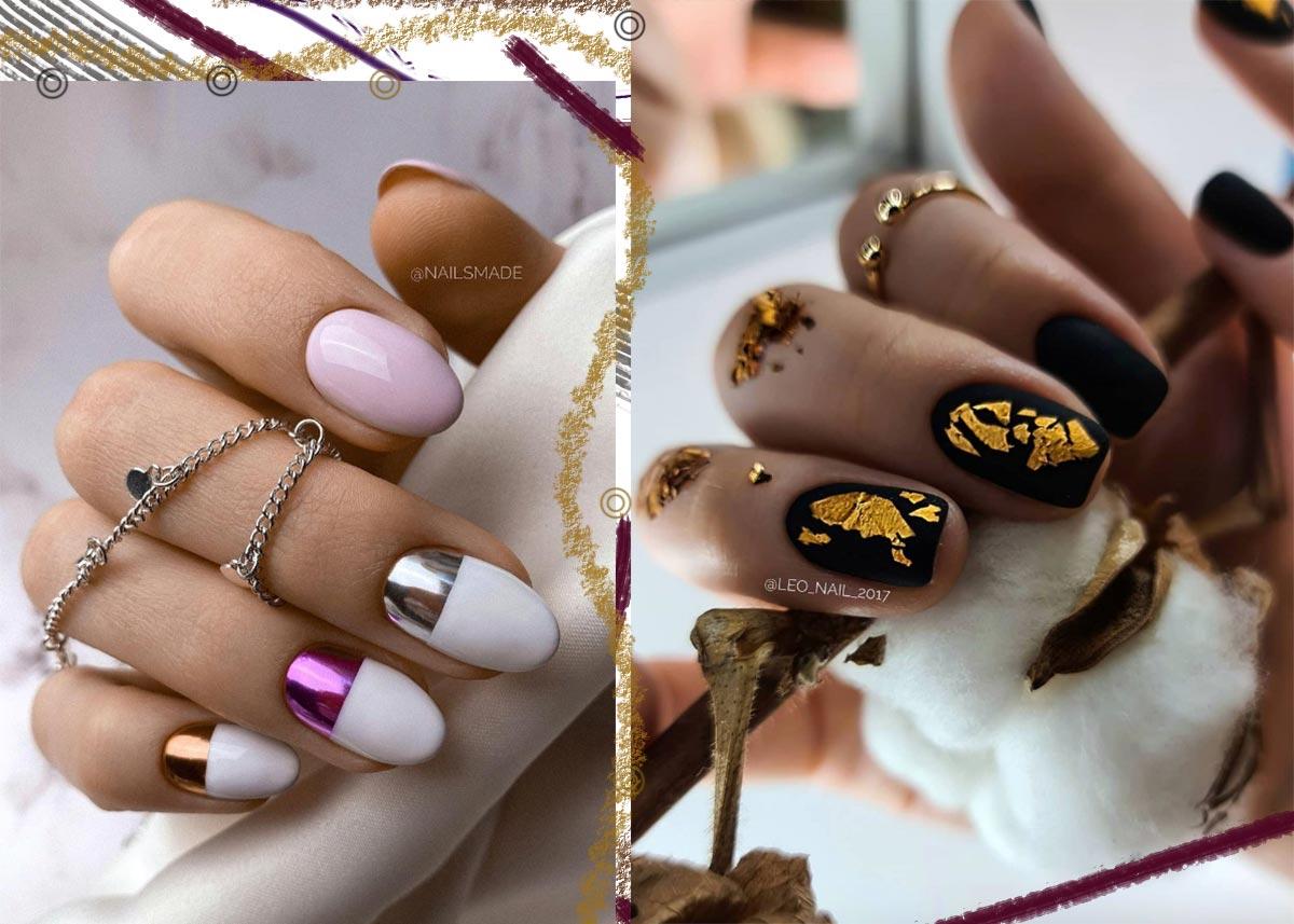 DIY Metallic Nagelfolien zur Verbesserung Ihrer Nail Art Designs