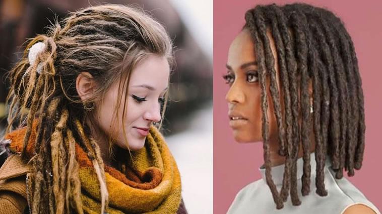 15 neue Dreadlock-Frisuren für Frauen in den Jahren 2021-2022