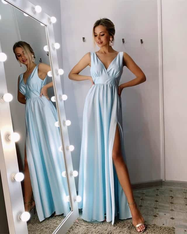Abendkleider 2021: Neue Trends und Ideen für Abendkleider 2021