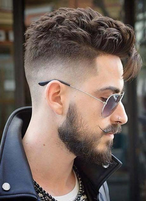 Neue Haarschnitte für Männer 2019