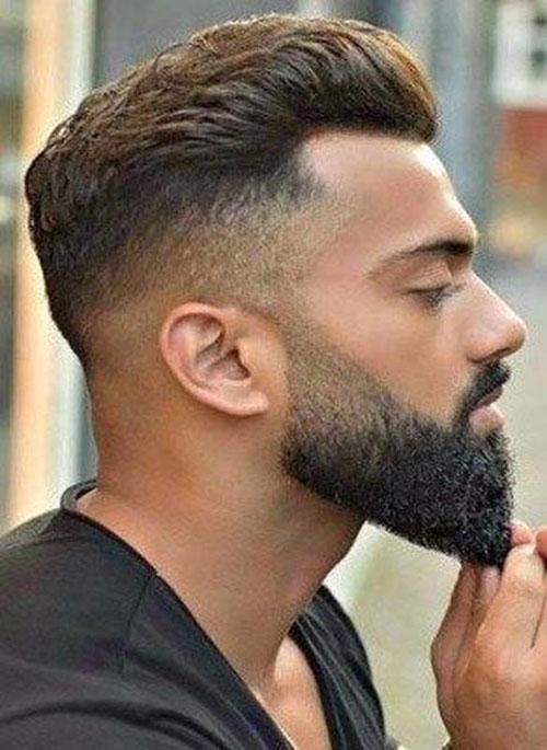 Neue Frisur für Männer