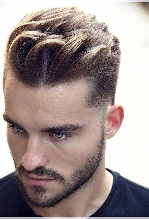 Neue Frisuren für Männer 2019