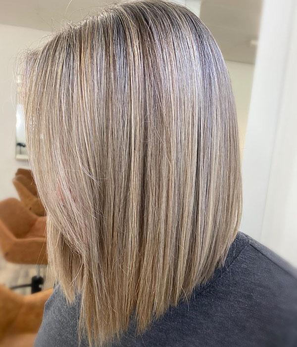 Lange Bob-Frisuren
