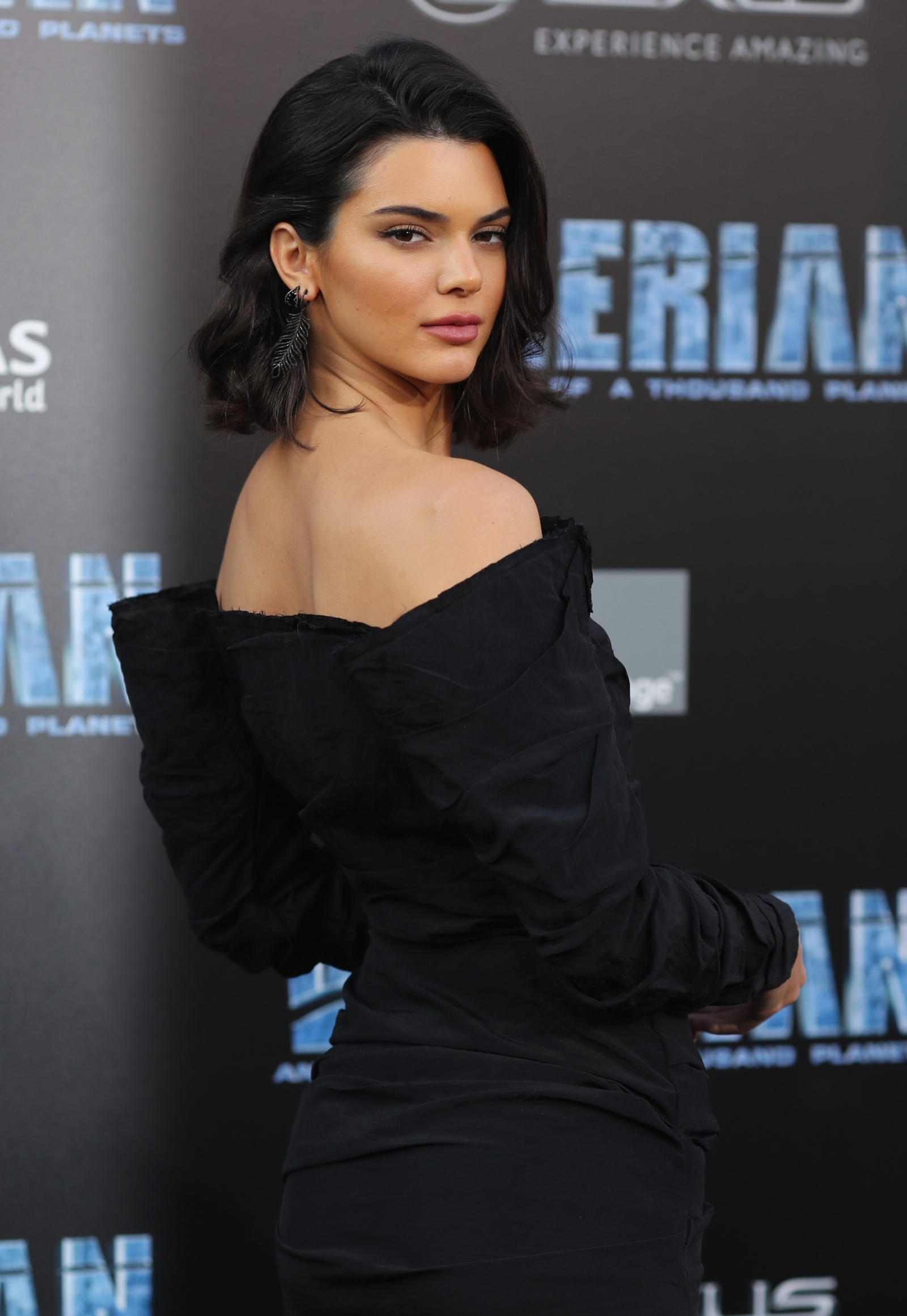 Kendall Jenner Bob Frisuren für 2018