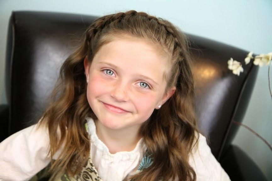 Süße Mädchen Frisuren | Sophie Frisuren