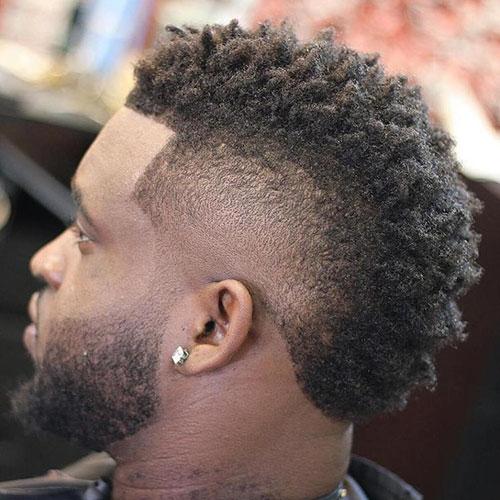 Beste Haarschnitte für schwarze Männer 2019