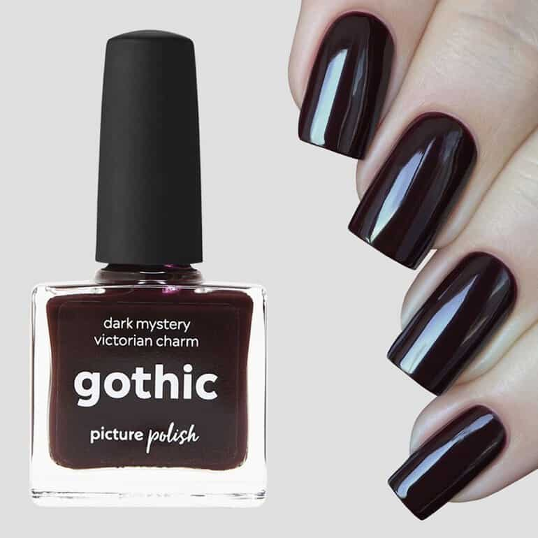 Gothic 2020 Nageltrends