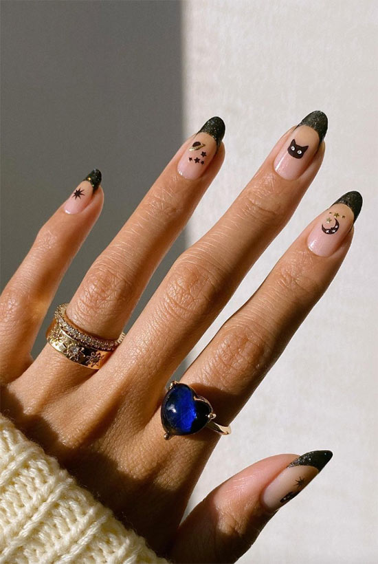 How to Use Nail Stickers and Nail Tattoos?