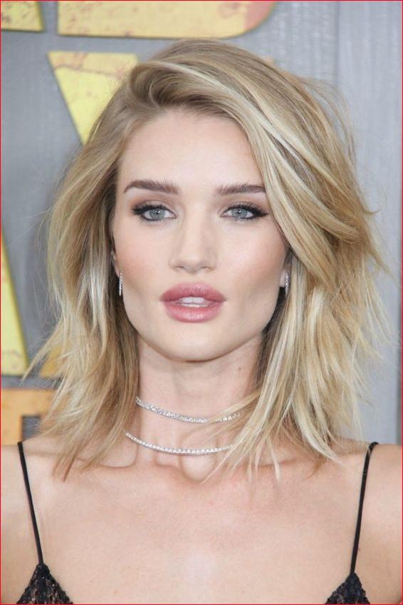 Promi-Frisuren 2020 für Frauen »Beste einfache Frisuren