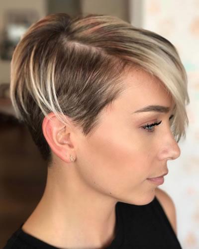 Blondes Ombre-Haar 2020