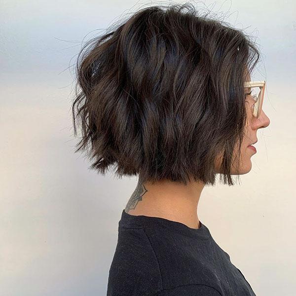 Bilder von Bob Style Haarschnitten