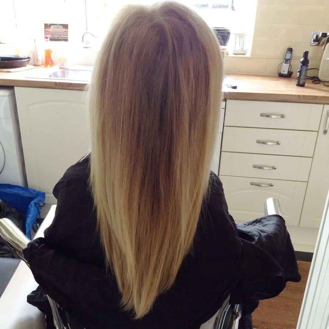 Haarschnitte für langes Haar 2020 Fuchsschwanz