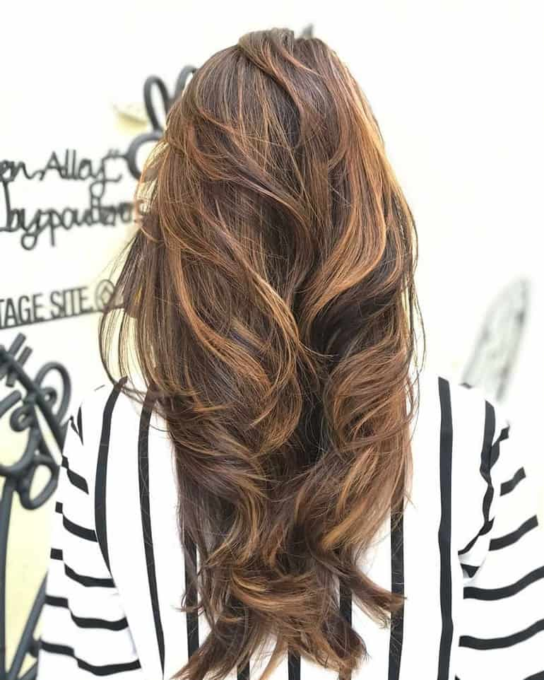 Haarschnitte für langes Haar 2020