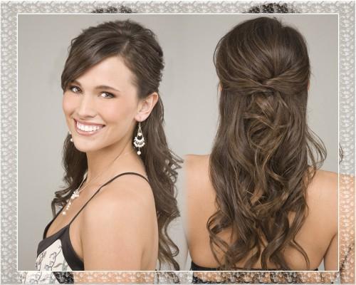 Bilder Frisuren für die Hochzeit