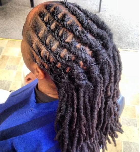 2021 Dreadlock-Frisuren für Frauen