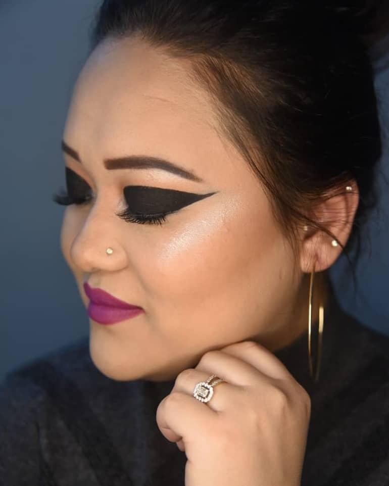 Lila Lippenstiftfarben 2020