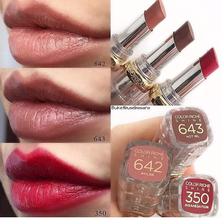 neueste Lippenstift-Farben-2020