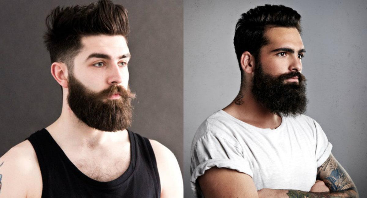 kurze Haarschnitte mit Berads für Männer für 2018