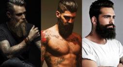 best mens hairstyles amd beards 2018