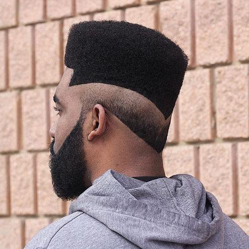 Flat Top Fade Haircut