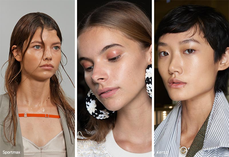 Make-up-Trends Frühjahr / Sommer 2021: Kein Make-up