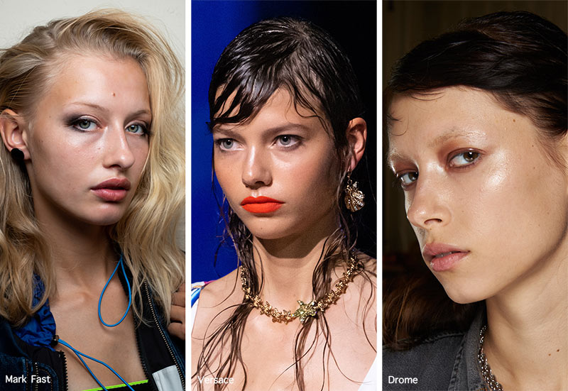 Make-up-Trends Frühjahr / Sommer 2021: Dewy Glow
