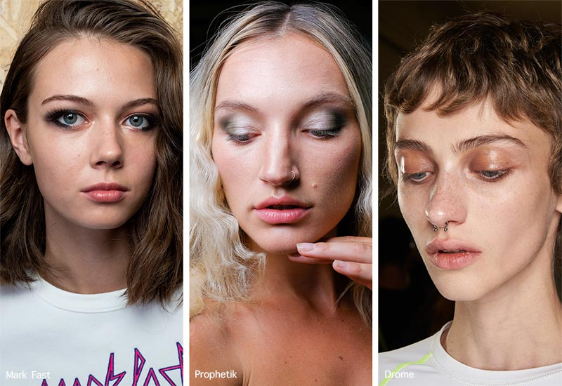 Make-up-Trends Frühjahr / Sommer 2021: Smokey Eyes