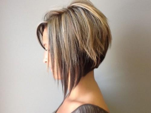 Atemberaubend schöne Frisur