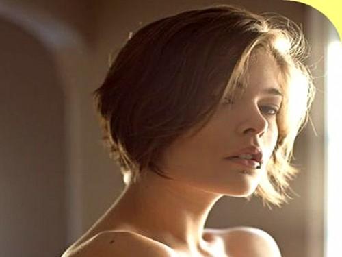 Beste kurze Frisuren für ovale Gesichter