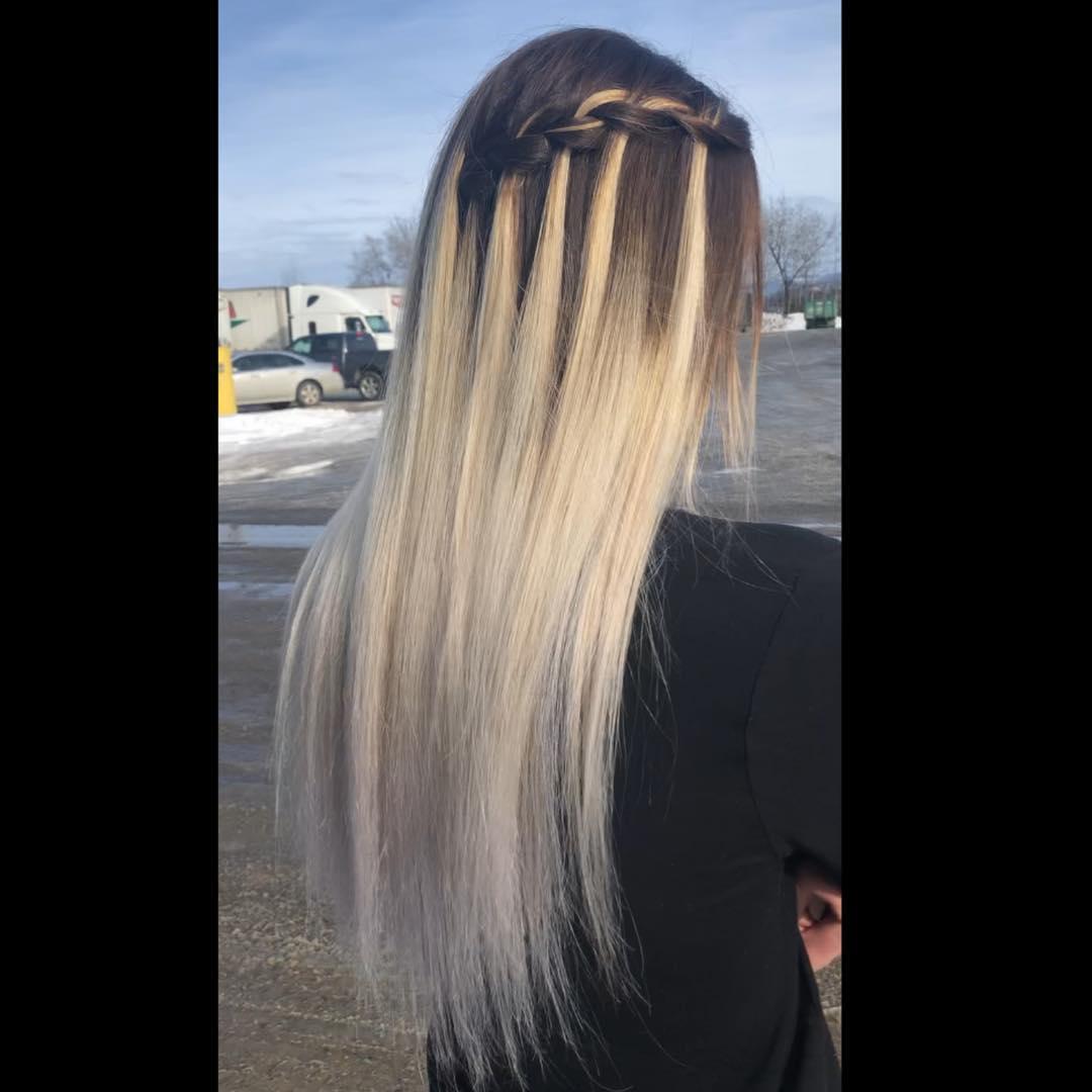 Frisuren 2020 blond