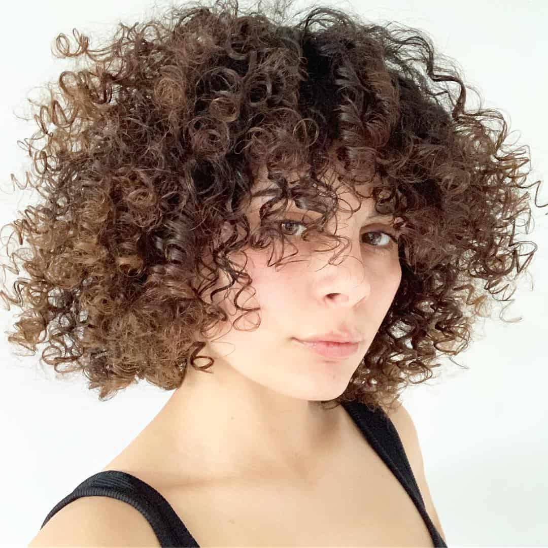 Haarschnitt 2020 kurze Culrs