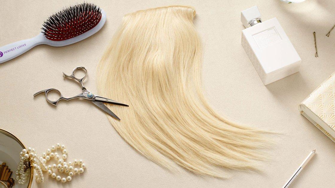 3 Grundlegende Regeln für die richtige Pflege von Haarverlängerungen –