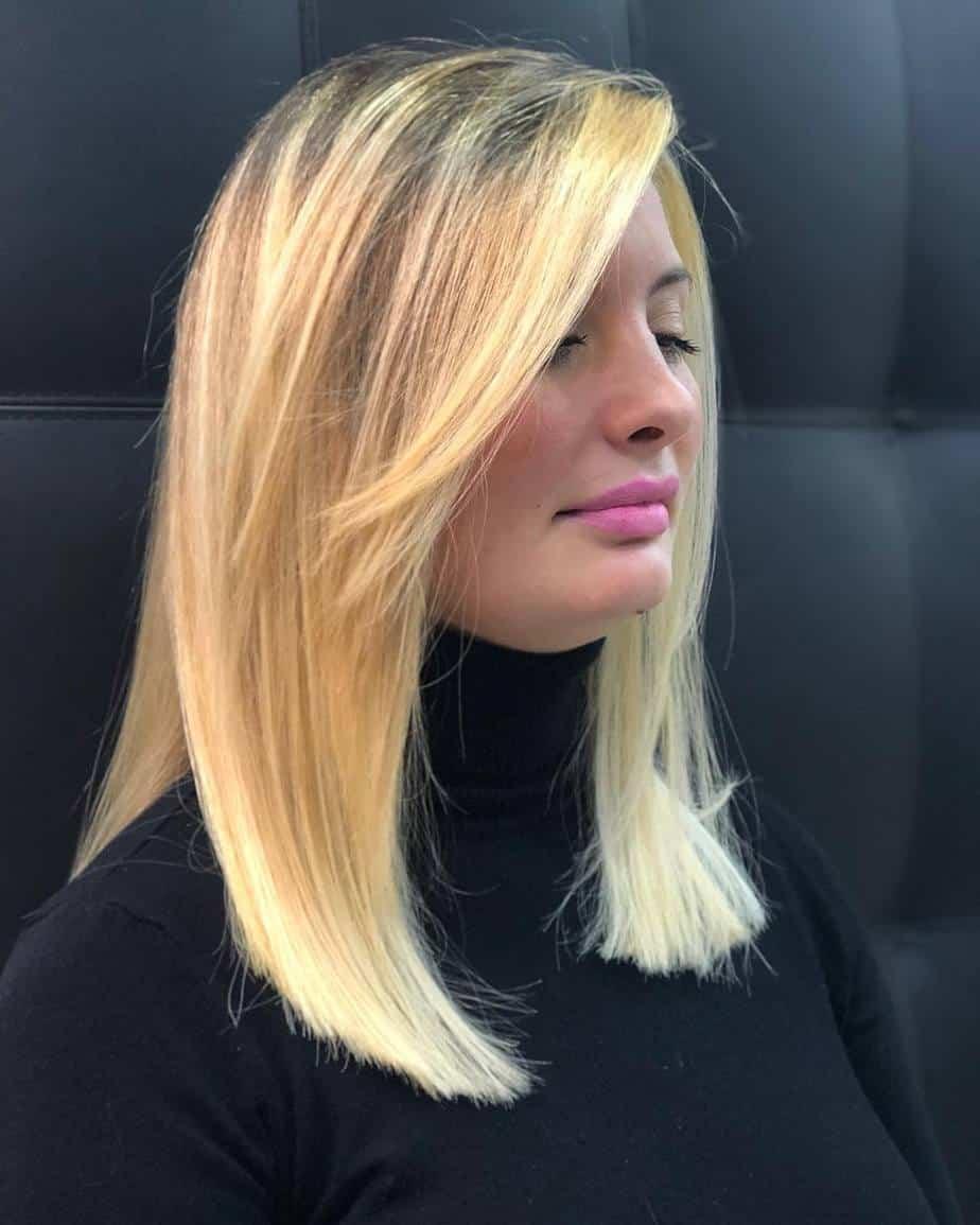 Mittellange Frisuren 2021