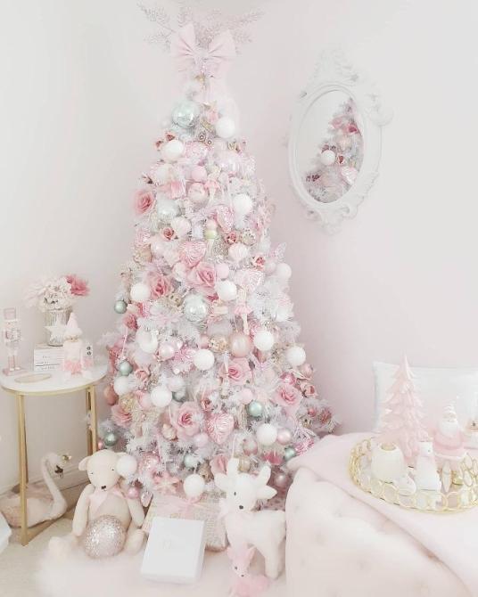 STYLECASTER | Weihnachtsbaum Inspo
