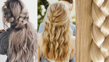 So erhalten Sie trendige Sommerzöpfe mit Haarverlängerungen – Perfect Locks