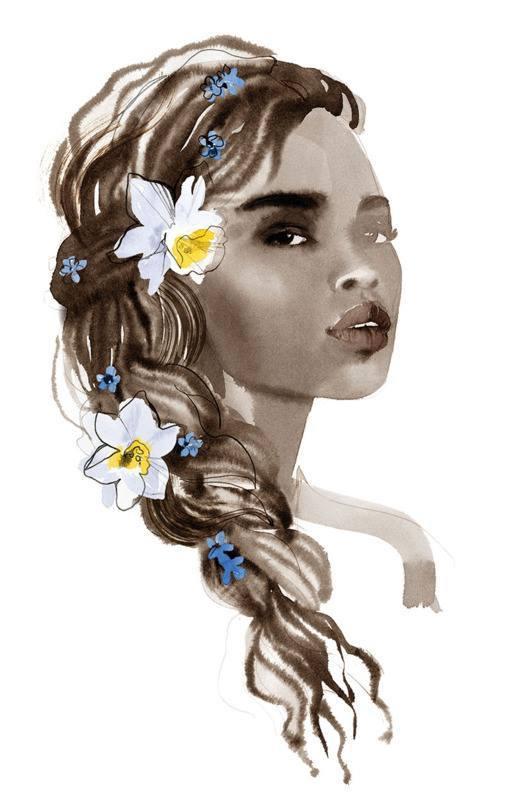 Gänseblümchen und Dreads