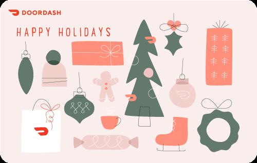 DoorDash Geschenkkarte