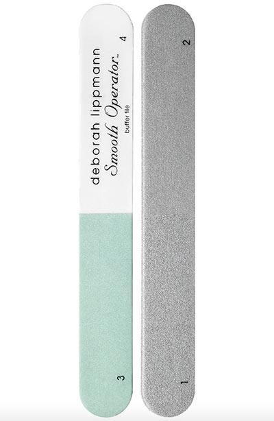 Beste Nagelpuffer: Deborah Lippmann Smooth Operator Buffer Nail File